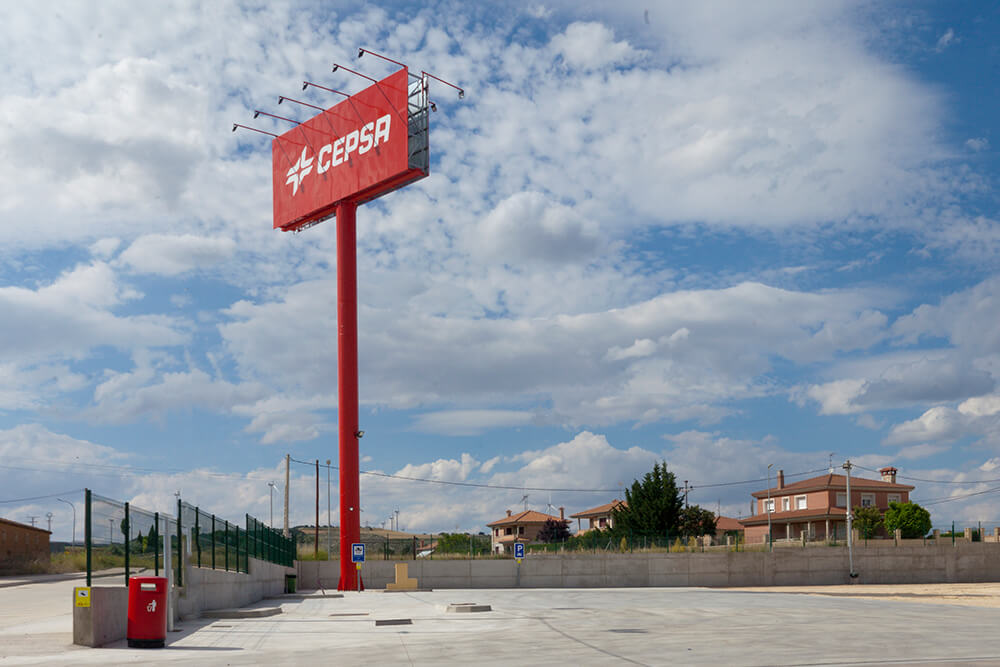 Área de autocaravanas de Villaquiràn